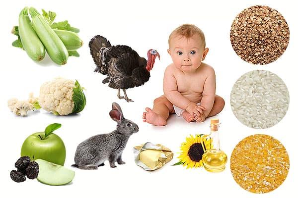 как приготовить рисовую кашу ребёнку год