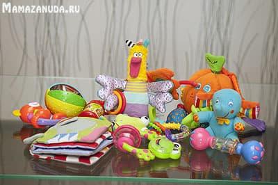 Игрушки своими руками для младенцев 173