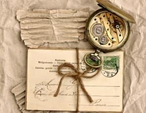 письма времени